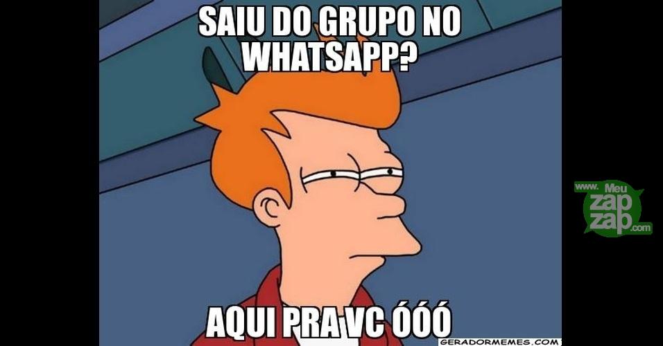 Meu Zapzap Imagens Sair Do Grupo Outras Para Whatsapp E Facebook