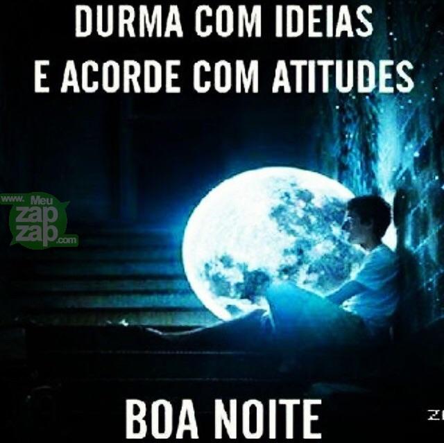 Meu Zapzap Imagens Boa Noite Reflexão Para Whatsapp E Facebook
