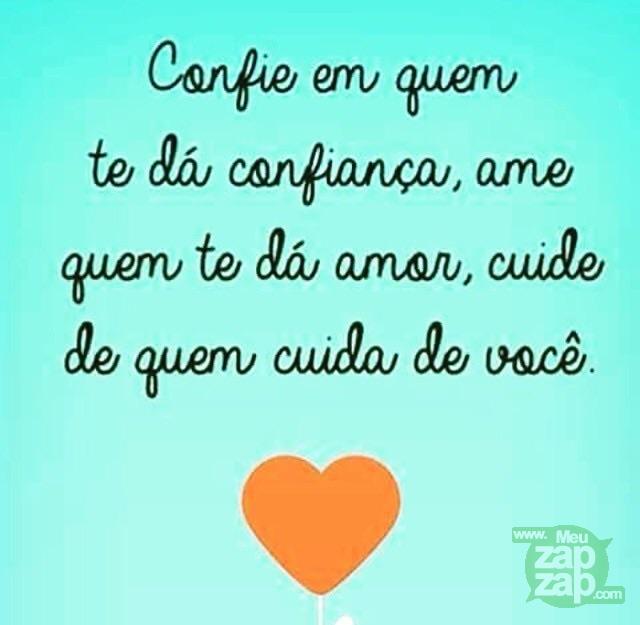 Meu Zapzap Imagens Confiança Amor E Amizade Para Whatsapp E